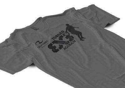 Camisetas 3×3 baloncesto Agurain